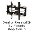 Quality Rosewill TV Mounts