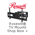 Rosewill TV Mounts - Elevate Your TV Experience