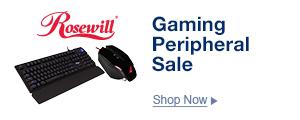 Gaming Peripheral Sale
