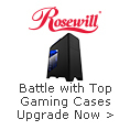 Battle with Top Rosewill Gaming Cases