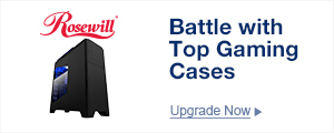 Battle with Top gaming cases
