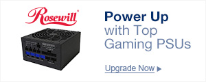 Power Up with Top Rosewill Gaming PSUs