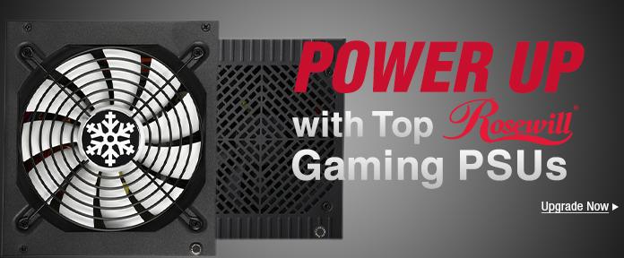 Top Rosewill Gaming PSUs