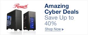 Amazing Cyber Deals