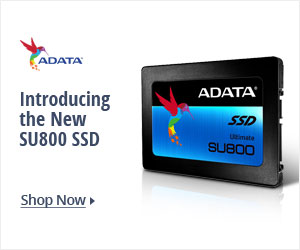 Introducing the New SU800 SSD