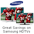 Great Saving on Samsung HDTVs