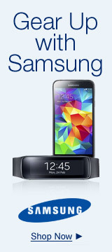 Gear up with Samsung
