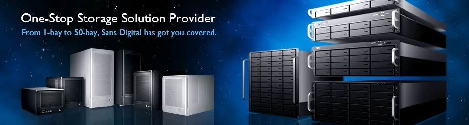 One-stop storage solution provider