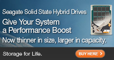 Seagate Solid State Hybrid Drives