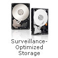 Surveillance-Optimized Storage