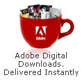 Adobe Digital Downloads. Delivered Instantly