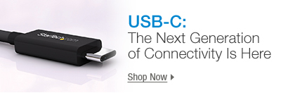 USB-C: the next generation of connectivity is here