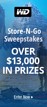 Store-N-Go Sweepstakes