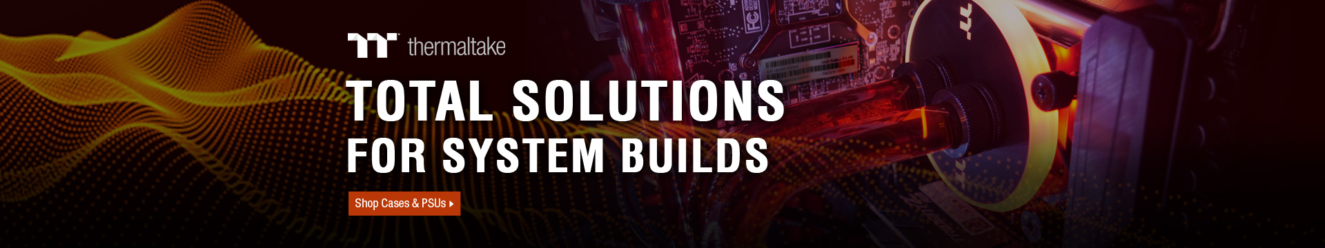 Total Solutions for System Builds