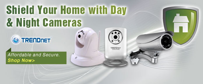 Shield Your Home with Day & Night Cameras