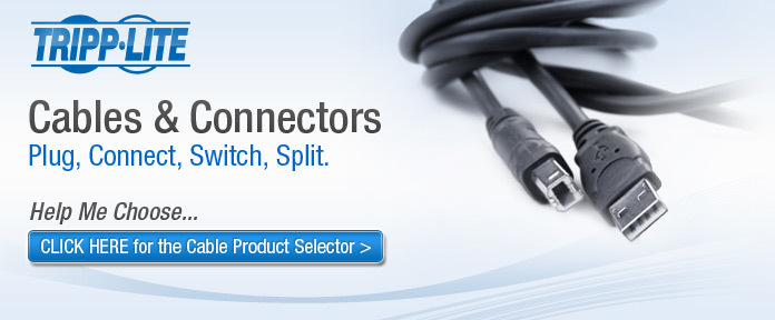 Plug, connect, switch, split