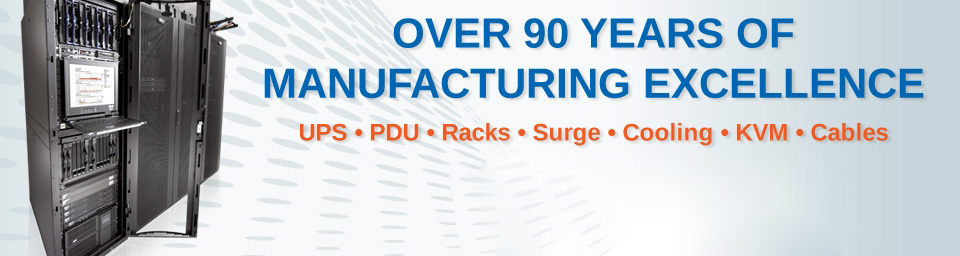 Over 90 years of manufacturing excellence