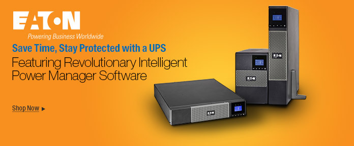 Save Time, Stay Protected with a UPS