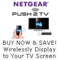 Wirelessly display your smartphone, tablet or laptop screen on your TV