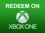 Redeem on Xbox One