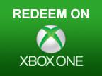 Redeem on Xbox One