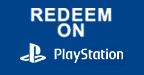 Redeem on PSN