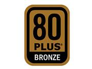Certified 80 Plus Bronze Power Supplies