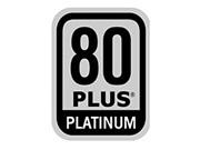 Certified 80 Plus Platinum Power Supplies