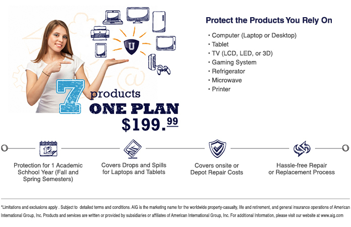 7 Products One Plan $199.99