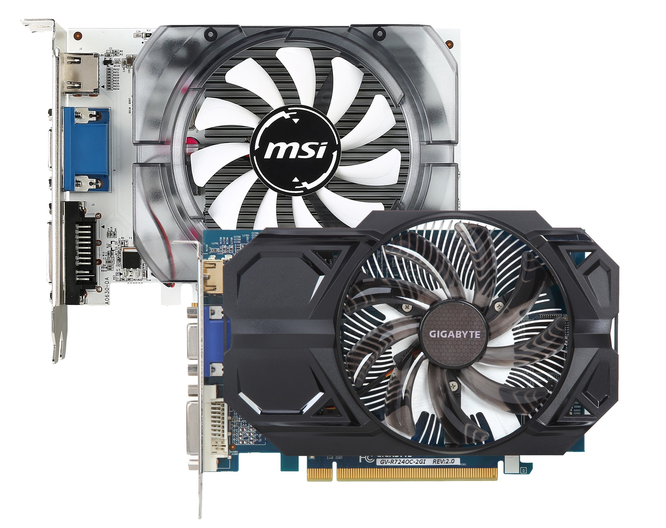 Maintream Video Cards