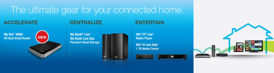 The ultimate gear for your connected home