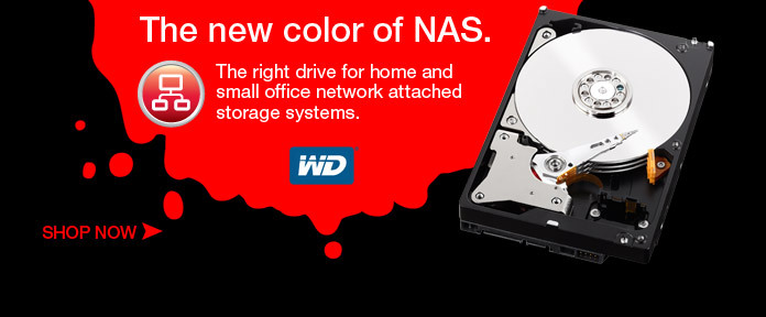 The new color of NAS