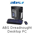 ABS DREADNOUGHT DESKTOP PC