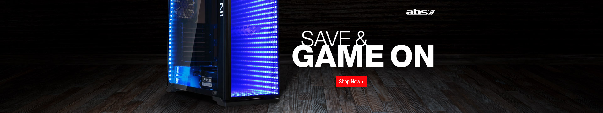 Save & Game On