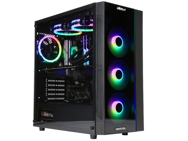 ABS Mage H - Intel i9-9900K - GeForce RTX 2080 Ti - 16GB DDR4 - 1TB SSD - Liquid Cooling 240mm - Gaming Desktop PC