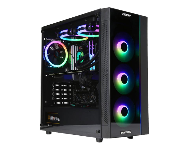 ABS Mage H - Intel i9-9900K - GeForce RTX 2080 Super - G.SKILL TridentZ RGB 16GB DDR4 - 1TB SSD - Liquid Cooling 240mm - Gaming Desktop PC