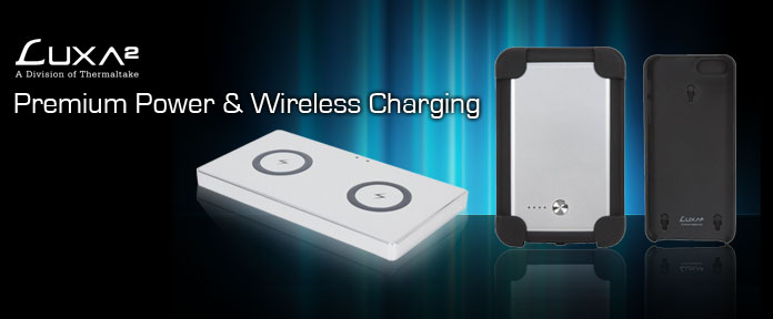 Premium Power and Wireless Charging