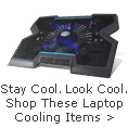 Stay Cool. Look Cool. Shop These Laptop Cooling Items