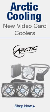 New Video Card Coolers