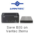 Save BIG on Vantec Items