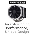 Phanteks: Award-Winning Performance, Unique Design