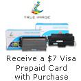 $7 Visa Prepaid Card