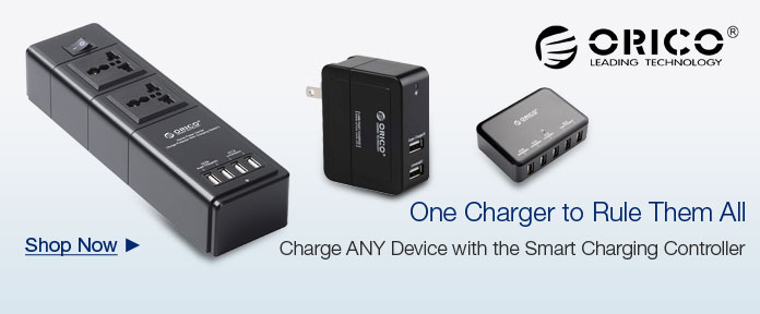 One Charger to Rule Them All