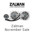 Zalman November Sale