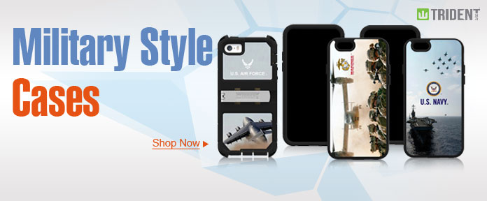 Military Style Cases