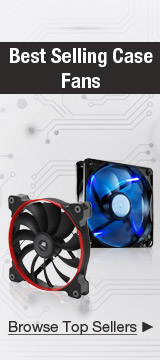 Sale on case fans, save today