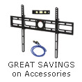 Great savings on Accessories