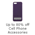 UP to 80% off Cell Phone Accessories