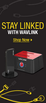 STAY LINKED WITH WAVLINK