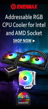Addressable RGB CPU Cooler for intel and AMD socket